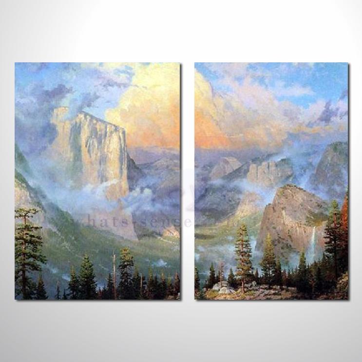 风景油画 装饰品 山水画 艺术品 插画 无框画 浮雕立体3d画 精品 装潢